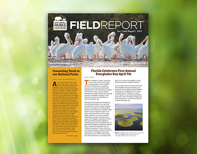 National Parks Field Report Collection