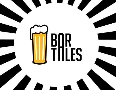 Bar Tales Branding