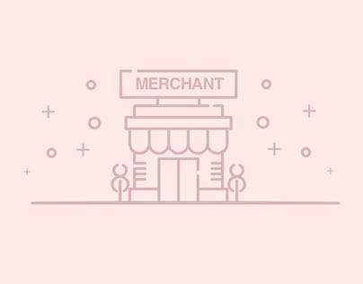 Merchant GoFood App UI Concept