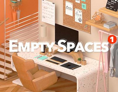 Empty Spaces Series