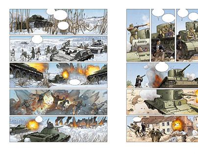 Machines de Guerre T04: L'Étoile de Koursk