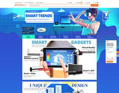 Alibaba.com mid-year replenishment activities
