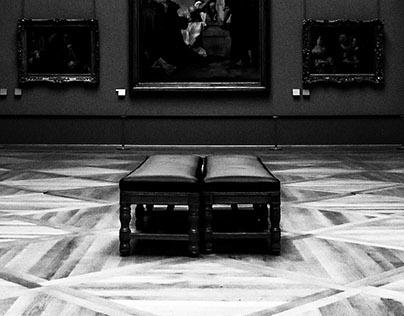 """Series """"Empty Spaces"""""""