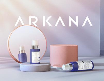 ARKANA New Key Visual