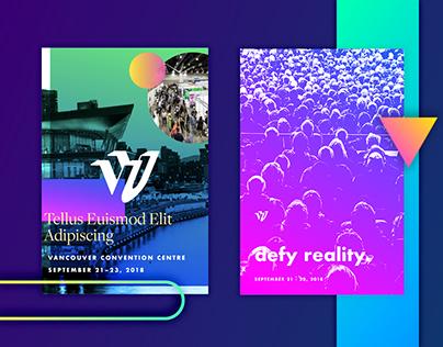 Vu – Brand Identity