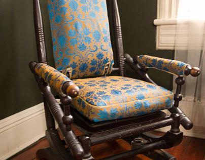 19th Century Rocking Chair