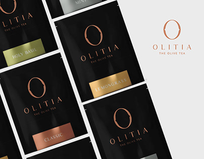 Olitia Olive Tea - Olivetree Social Media Designs