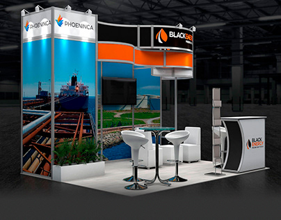 Stand Black Energy 4x3