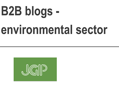 Blog articles for national animal waste reprocessors