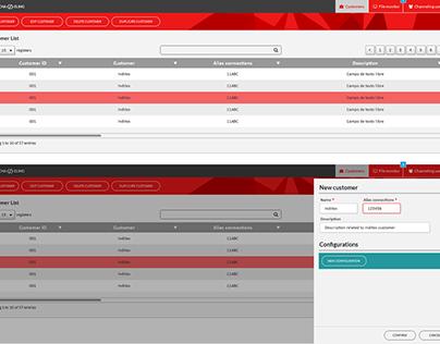 UI/UX Design Santander Channeling