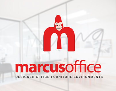 Marcus office logo rebranding
