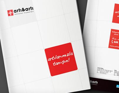 Artı ve Artı Teknoloji Hizmetleri Katalog