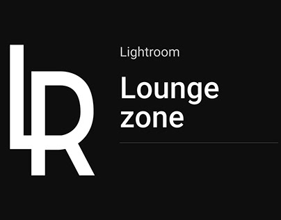 Lounge zone «Lightroom»