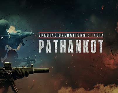 SPECIAL OPERATION INDIA PATHANKOT
