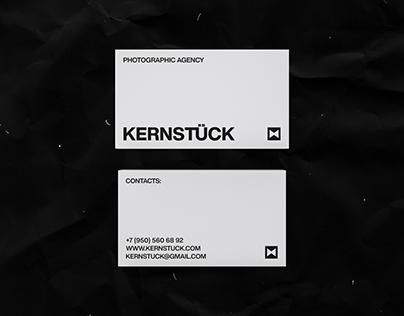 Kernstück / Brand Identity