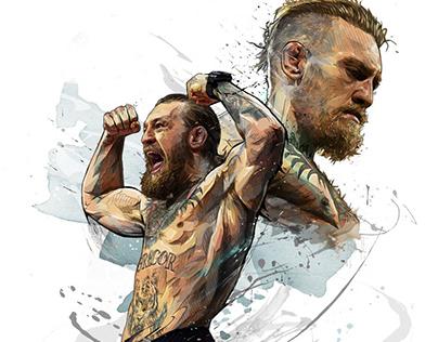 UFC STORE-Conor McGregor