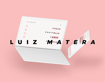 LUIZ MATERA - Brand & Website