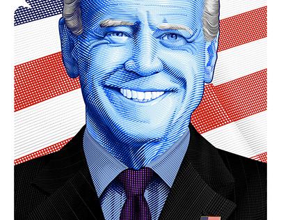 Joe Biden Poster