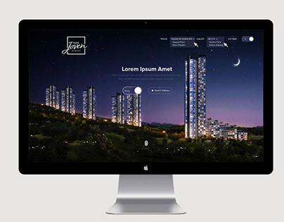 Park Joven // UI Design