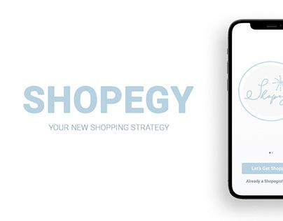 Shopegy Mobile App