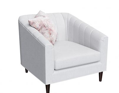 Superb Furniture Rendering for Vogel Company