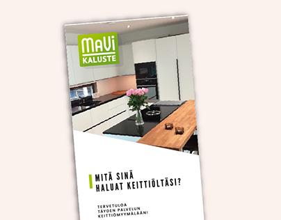 Brochure |Mavi-kaluste, 2018