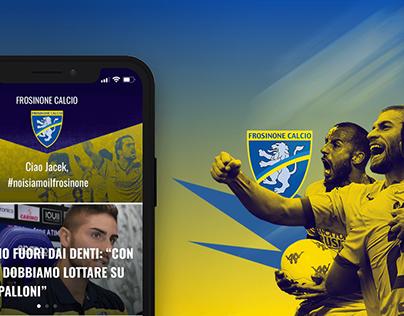 Frosinone Calcio - Official App