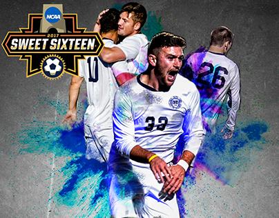 2017 Brandeis Men's Soccer Posters