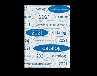 BinatangPress! 2021 Catalog