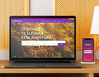 Navicu Brand UI-UX