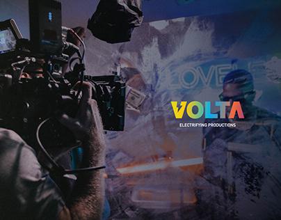 VOLTA Films Website Design