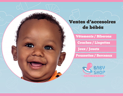 Flyers BABY SHOP