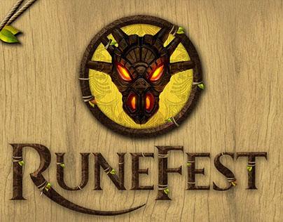 RuneFest 2016 (RuneScape UI Art and Design)