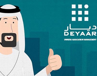 D.O.A.M (DEYAAR Owners Association Management)