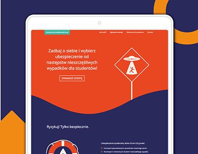 Insurance Company /Website project