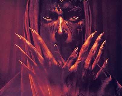 'Autumn Souls of Sofia' Doom festival Poster (2017)
