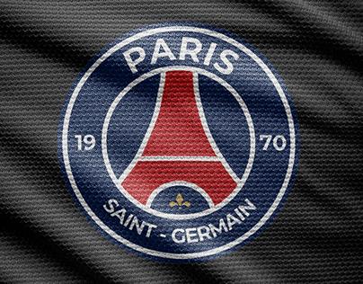 Paris Saint Germain | Logo Redesign