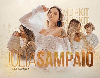 MÍDIA KIT | JÚLIA SAMPAIO