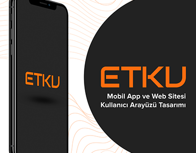 ETKU Scooter Mobile & Web Ui/Ux Design
