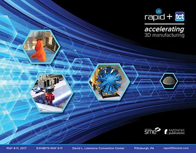 Rapid+TCT Accelerating 3D Manufacturing Trade Show