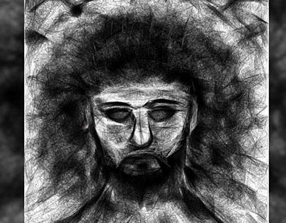 World Is Mine - Modern Art - Sketch
