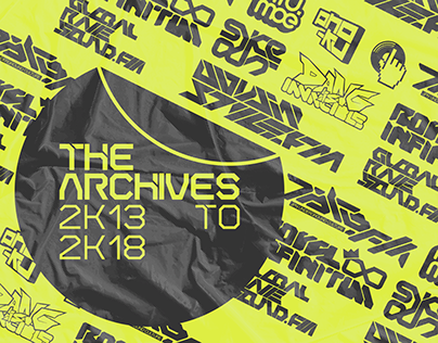 The Archives 2K13 to 2K18
