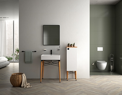 CREAVIT- Bathroom Furniture Visualization