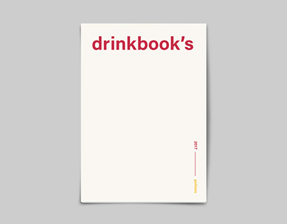 Drinkbook's Summer Recipe Book