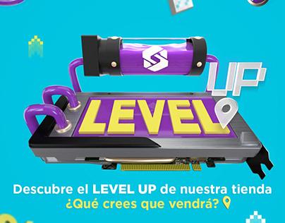 Campaña: Level UP