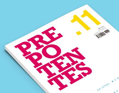 Prepotentes | Revista