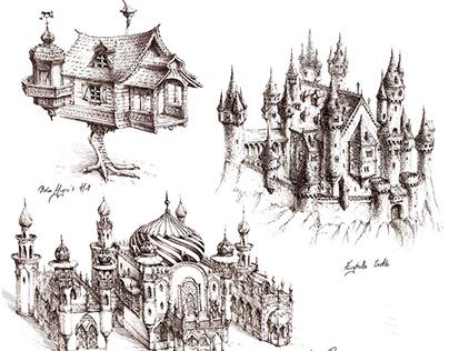 Fairytale Concept Designs
