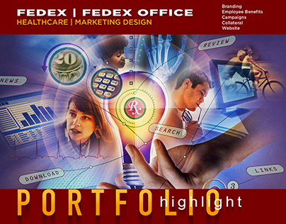 Branding | Employee Healthcare FedEx Office