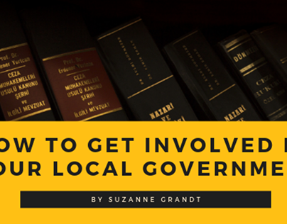 How to Get Involved in Your Local Government