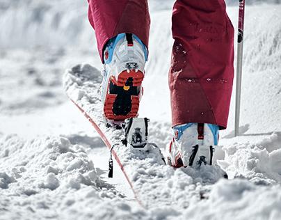 Freeride Ski in Switzerland